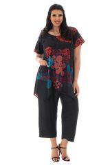 Tunique grande taille colorée et tendance avec imprimés Lorna 295752