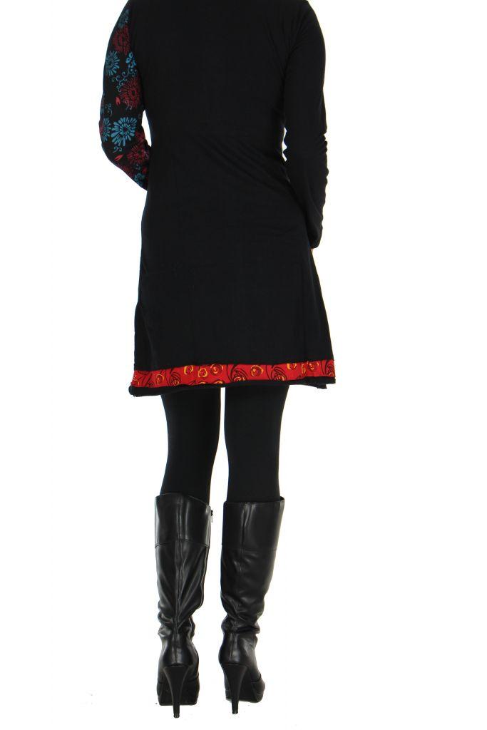 Tunique noire originale Marion 266583