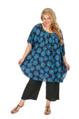 Tunique pour femme ronde ethnique et très agréable Sophia 309805