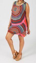 Tunique vêtement grande taille pas cher Adélie 270231