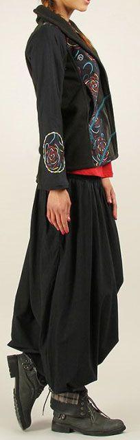 Veste courte d'Hiver pour Femme Ethnique et Originale Casana 276555