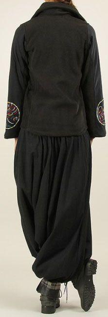 Veste courte d'Hiver pour Femme Ethnique et Originale Casana 276556