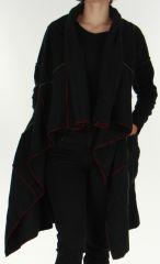 Veste type Cape pour Femme Ethnique et Originale Sarah 277988