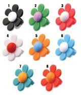 Bague hippie flower 238352