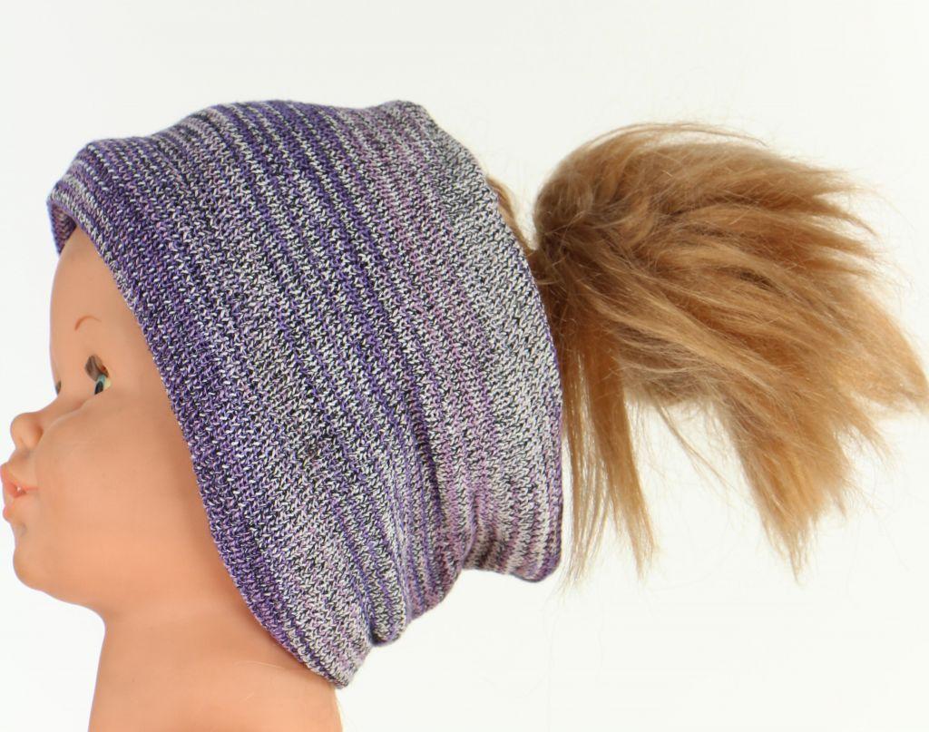 Bandeau cheveux transformable en tour de cou 2en1 267216