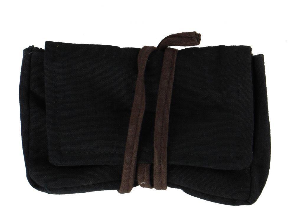 Blague à tabac en tissus sniker noir 245970