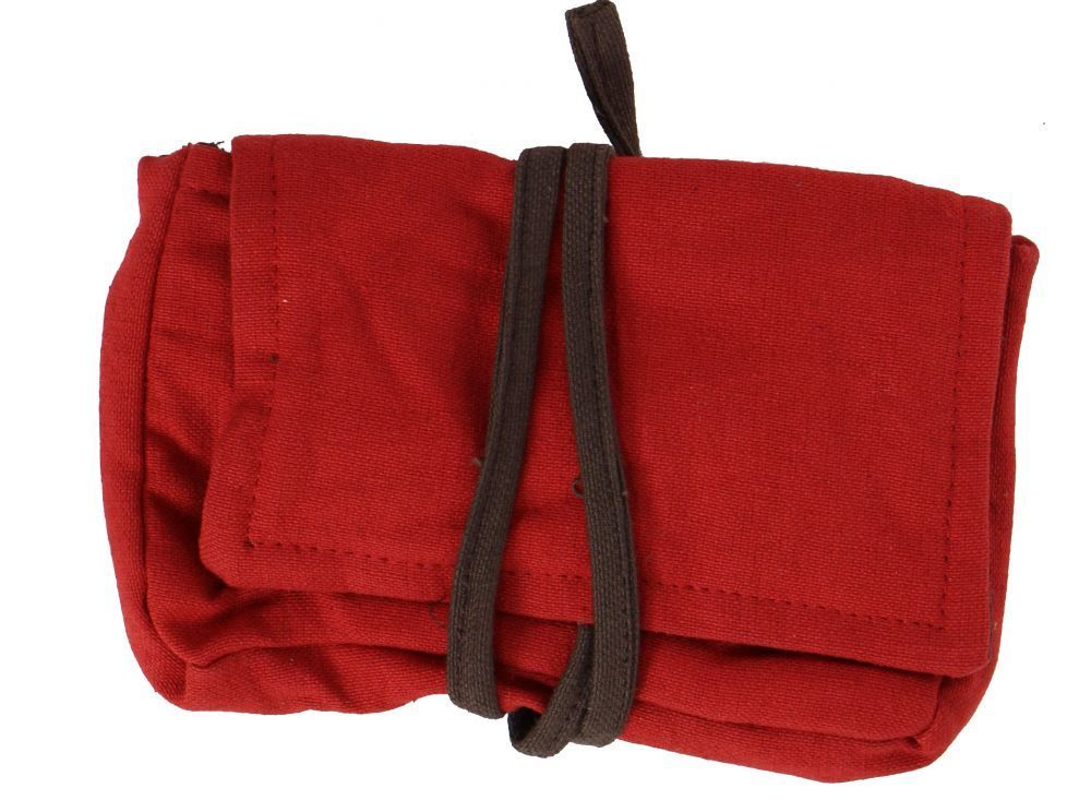Blague à tabac en tissus sniker rouge 245969