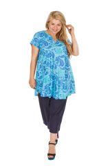 Blouse tunique femme grande taille look bohème Alissia 306364