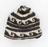 bonnet pomps en laine n°58 244094