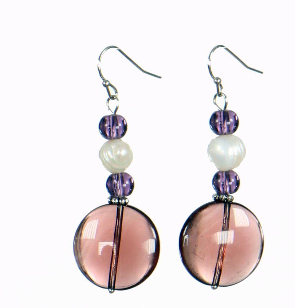 Boucles d'oreilles élégantes et féminine Martana 249823