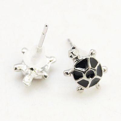 Boucles d\'oreilles logo tortue 256242