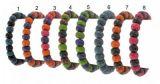 Bracelet en bois coloré 241902