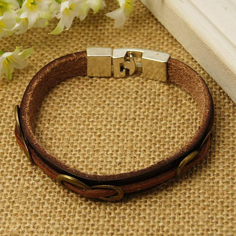 Bracelet mixte en cuir bijorca 247161