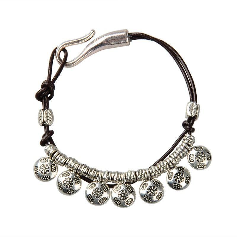 Bracelet original tendance à breloque zumax 249785
