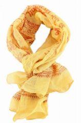 Chèche foulard en rayonne imprimé n°11 248613