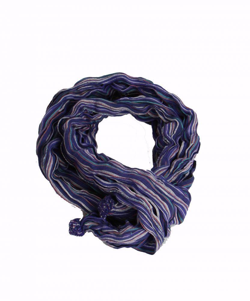 Chèche foulard imprimé cuslu 21 en coton 247339