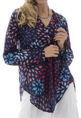 Chemise femme en voile de coton Diana 291384