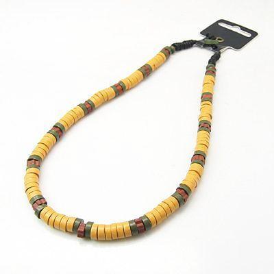 Collier original avec des perles en céramique bodibuldix 247061