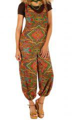Combinaison d'été au look bohème et ethnique Melissa 309976