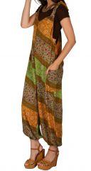 Combinaison longue pour femme vive et colorée Clarence 309973