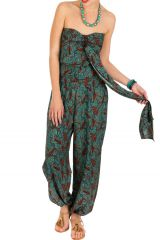 Combinaison-pantalon élégante avec imprimés fantaisies Sorry 293181