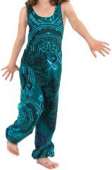 Combinaison Pantalon Originale et Colorée pour Fillette Arlo Verte 279811