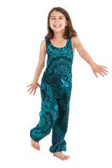 Combinaison Pantalon Originale et Colorée pour Fillette Arlo Verte 279812