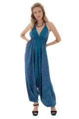Combinaison somptueuse bleue Malisa 288924