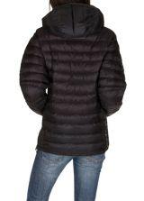 Doudoune femme Noire tendance et originale avec capuche Maite 301650