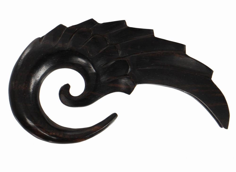 Ecarteur en bois noir neweri 249332