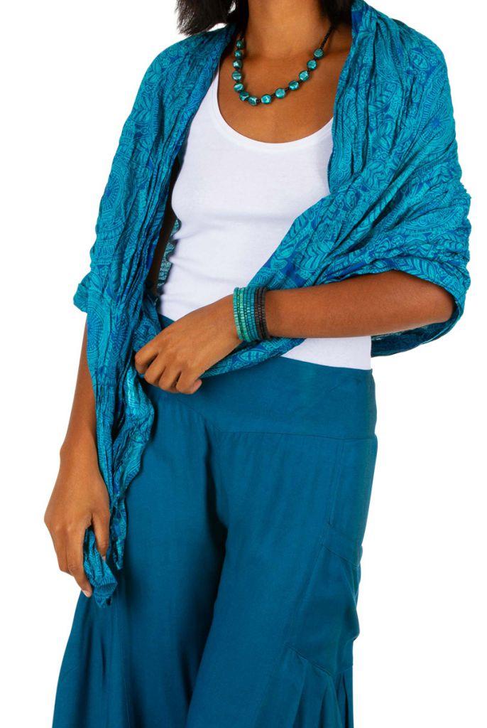 Foulard en voile de coton l'incontournable du style Dandy 309451