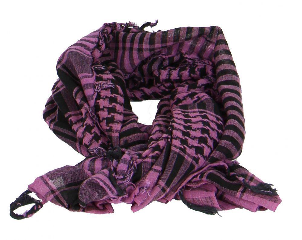 Foulard keffieh violet clair 246171