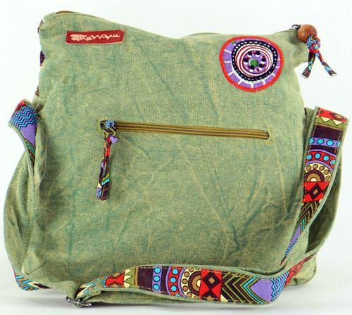 Grand sac Macha pas cher à bandoulière modèle Havana