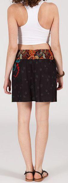 Jupe courte imprimée ethnique pas chère pour l'été Isabeli 1 271635