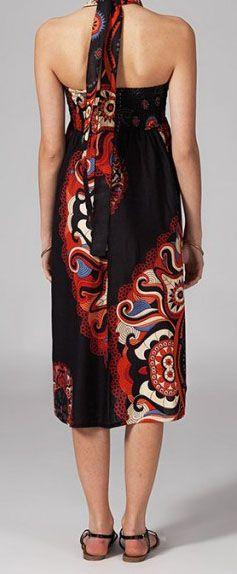 Jupe longue 2en1 transformable en robe Béatrice 269278