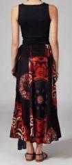 Jupe longue 2en1 transformable en robe Béatrice 269279