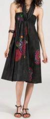 Jupe longue 2en1 transformable en robe-bustier Sarani n10 271423