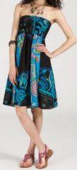 Jupe longue 2en1 transformable en robe-bustier Sarani n11 271427