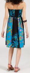 Jupe longue 2en1 transformable en robe-bustier Sarani n11 271429