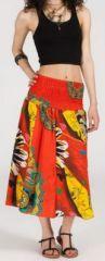 Jupe longue 2en1 transformable en robe-bustier Sarani n12 271431