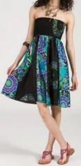 Jupe longue 2en1 transformable en robe-bustier Sarani n13 271434