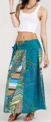 Jupe longue 2en1 transformable en robe-bustier Sarani n2 271388