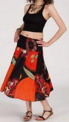 Jupe longue 2en1 transformable en robe-bustier Sarani n4 271397