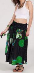 Jupe longue 2en1 transformable en robe-bustier Sarani n5 271403