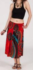 Jupe longue 2en1 transformable en robe-bustier Sarani n7 271410