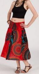 Jupe longue 2en1 transformable en robe-bustier Sarani n7 271412