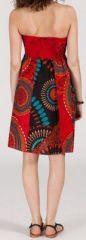 Jupe longue 2en1 transformable en robe-bustier Sarani n7 271413