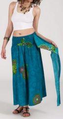 Jupe longue 2en1 transformable en robe-bustier Sarani n9 271419