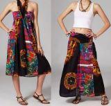 Jupe longue 2en1 transformable en robe-bustier Verona 269236