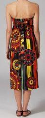 Jupe longue 2en1 transformable en robe Flavie 269305